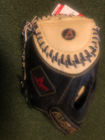 All-Star CMW2510 Fastpitch Catcher's Mitt- LHT - Complete Game Pro Shop