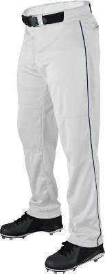 Wilson Adult Classic Piped Polyester Warp Knit Baseball Pant - Complete Game Pro Shop