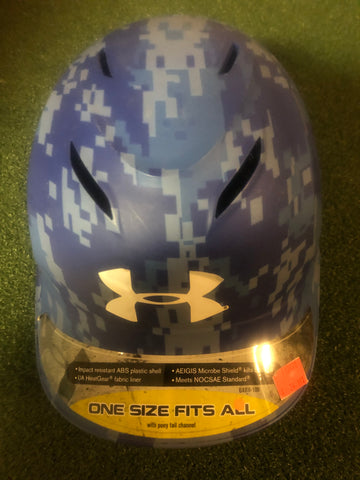 Under Armour UABH-100 MC-C Senior Batting Helmet - Royal - Complete Game Pro Shop