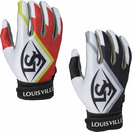 Louisville Slugger Series 3 Batting Gloves-  Youth Small - Complete Game Pro Shop