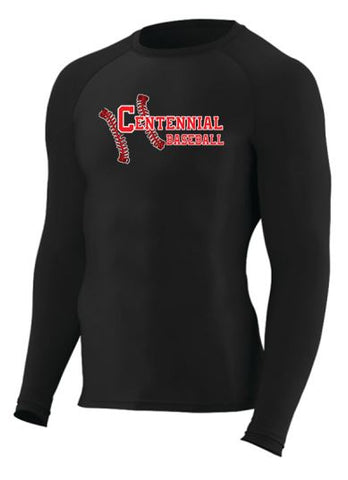 Baseball Hyperform Compression Shirt - Complete Game Pro Shop