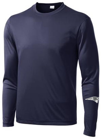 Champlin Park (Sport-Tek) PosiCharge Performance Long Sleeve Tee - Complete Game Pro Shop