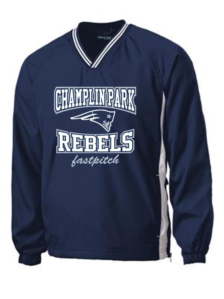 Champlin Park Fastpitch Pullover - Complete Game Pro Shop