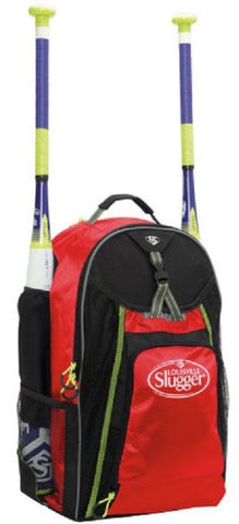 Louisville Slugger XENO Stick Pack- Red - Complete Game Pro Shop