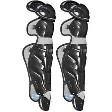 All-Star LG22SPRO Adult Catcher's Leg Guards - Complete Game Pro Shop