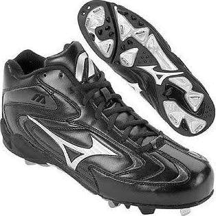 Mizuno 9 Spike Vintage Pro Mid Baseball Shoe - Complete Game Pro Shop