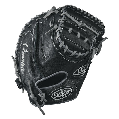 Louisville Slugger 33.5 inch Baseball Catcher's Mitt - Complete Game Pro Shop