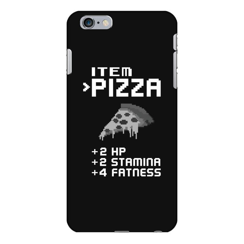 Facts Of Pizza iPhone 6/6s Plus  Shell Case