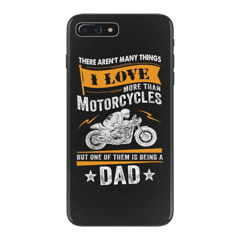 Motorcycles Dad iPhone 7 Plus Shell Case