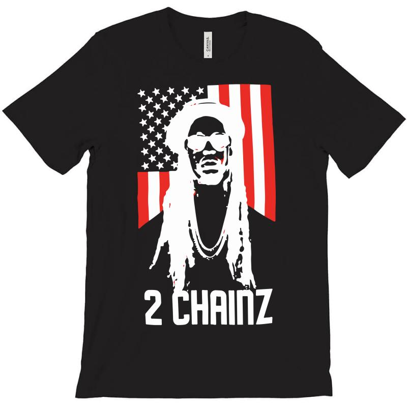 2 chainz flag (2) T-Shirt