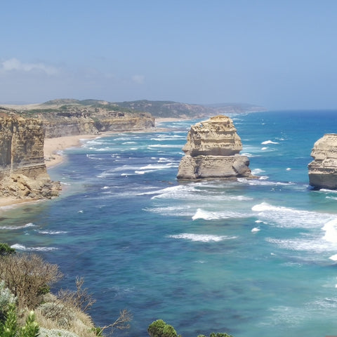 12 Apostles, The Great Ocean Road, Australia. Image by Cockatoo Collection