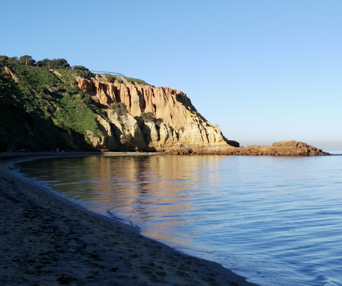 Red Bluff Beach