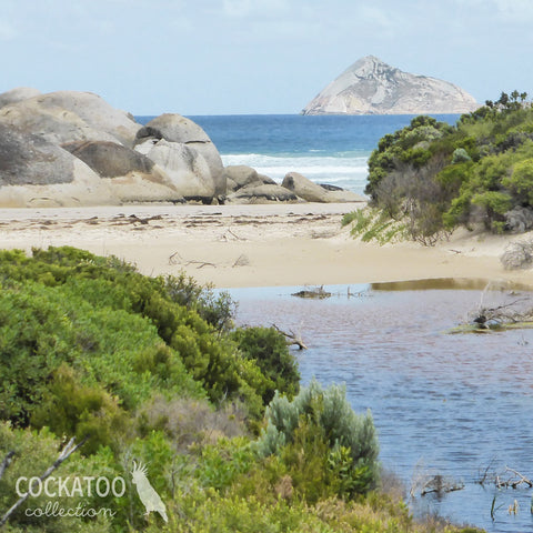 Whisky Bay, Victoria, Image by Cockatoo Collection