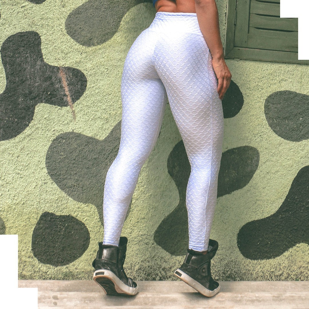 BURMESE WHITE - NYLeggings.com