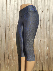Scale Mix Yoga Leggings