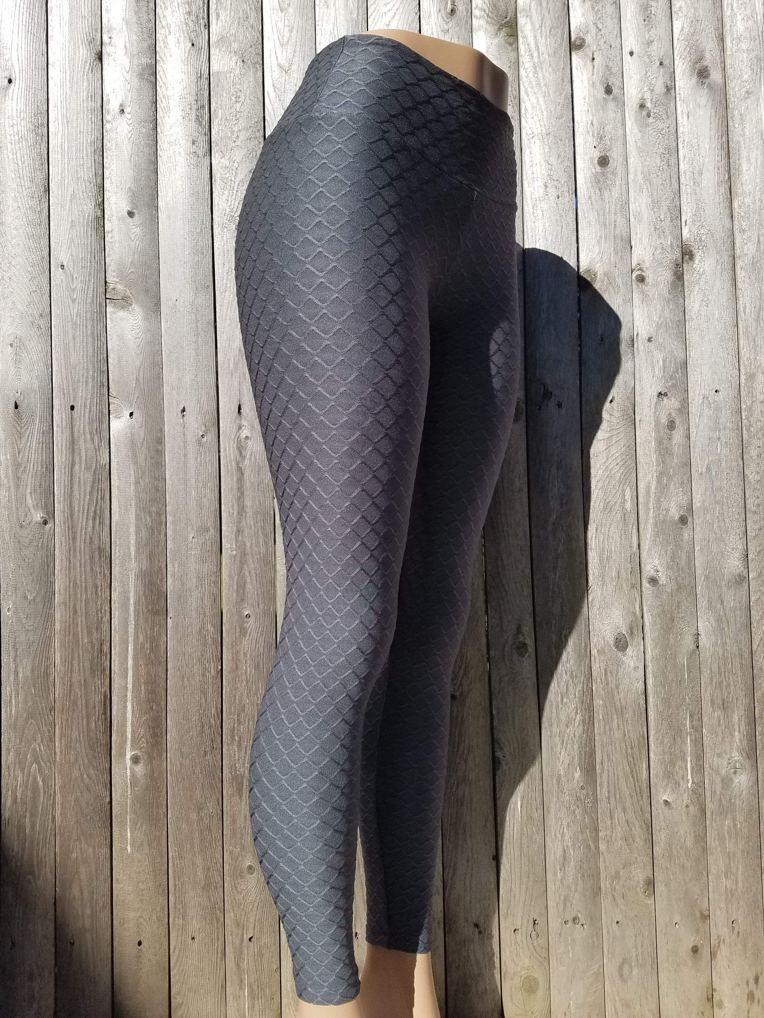BURMESE GRAY - NYLeggings.com