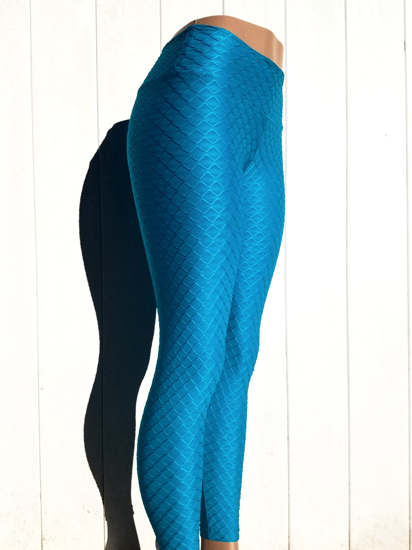 BURMESE TEAL - NYLeggings.com