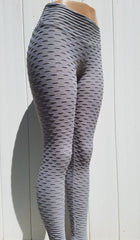BUBBLE SILVER - NYLeggings.com