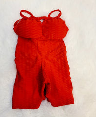 ROUGE SHORT BODYSUIT