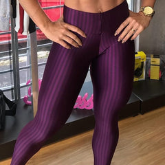 CHIC GRAPE - NYLeggings.com