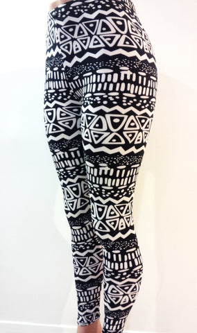 AZTEC MIX - NYLeggings.com
