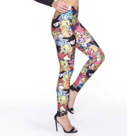 ADVENTURE TIME - NYLeggings.com
