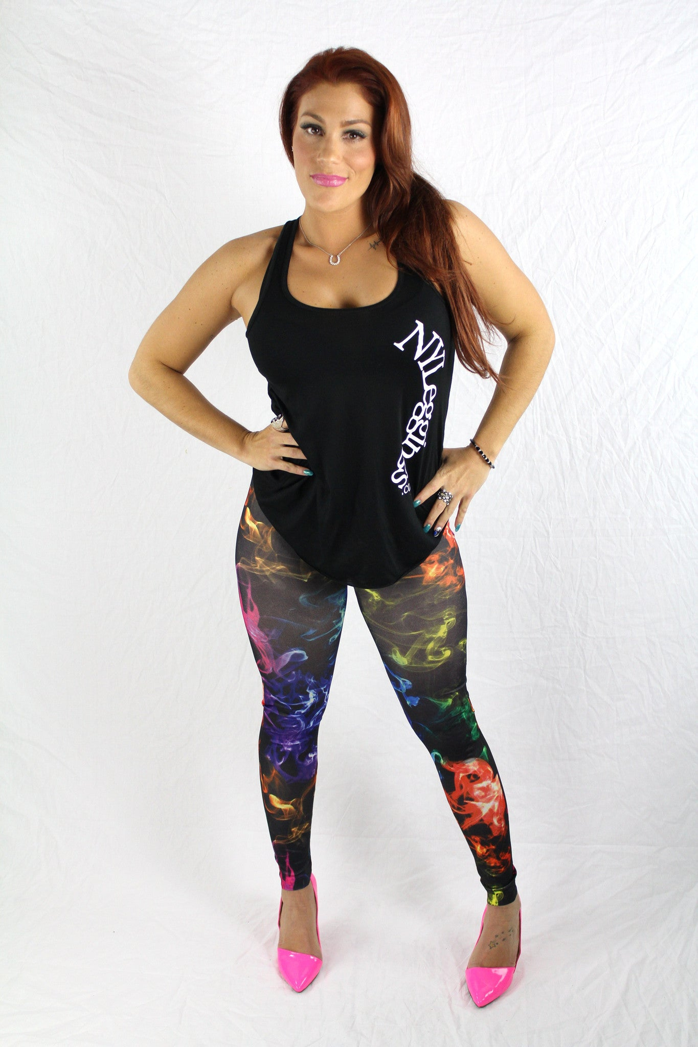 GALAXY SMOKE - NYLeggings.com