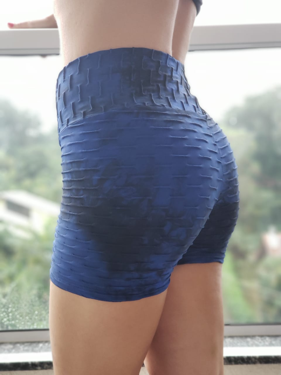 AZURE SHORTS - NYLeggings.com