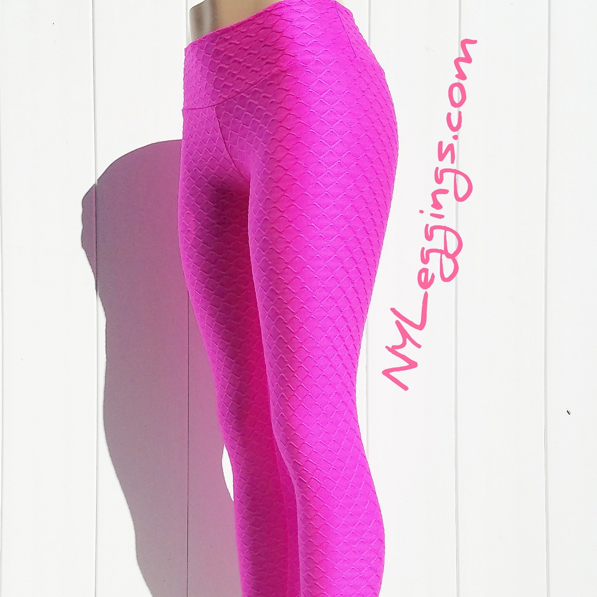 Brazilian Wave Pink Tights