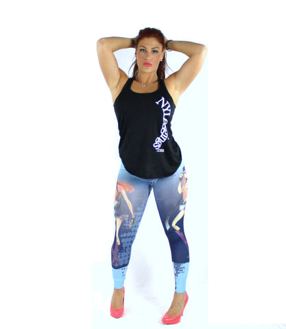 BLUE Z - NYLeggings.com