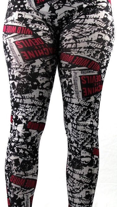 WILD MACHINE - NYLeggings.com
