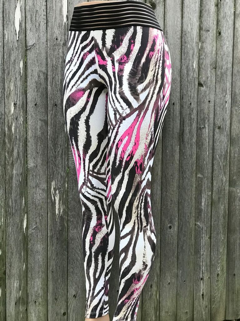TIGRE (Light supplex) - NYLeggings.com