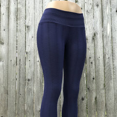 Python Blueberry Tights For Women