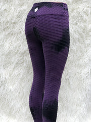 3D Purple Pant For Women