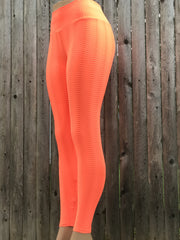 Pyhton Orange Workout Pant
