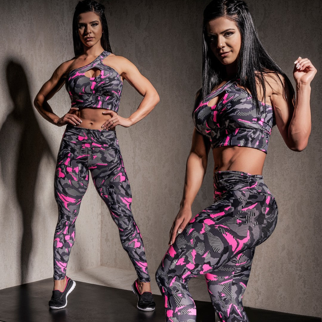 VALERY PINK(LIGHT SUPPLEX) - NYLeggings.com