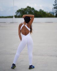 BLANCO JUMPSUIT - NYLeggings.com