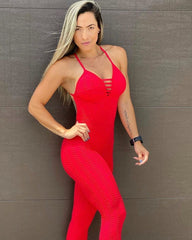 BELL ROUGE JUMPSUIT