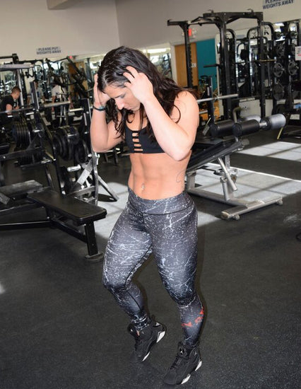 Blur Workout Tights and Pants