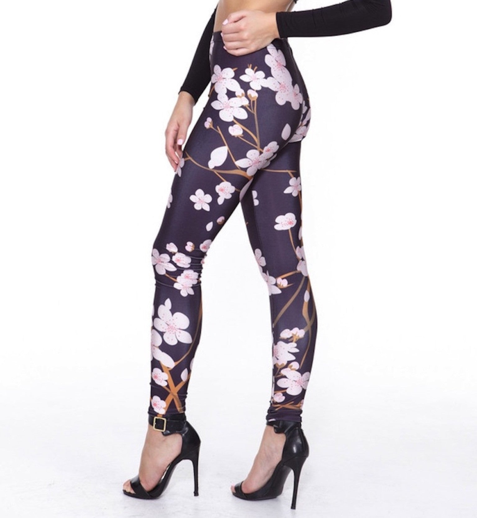 SOFT PETALS - NYLeggings.com