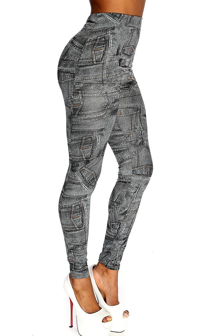 STEEL POCKETS - NYLeggings.com