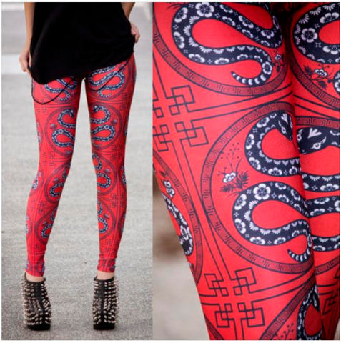 CHINESE ZODIAC - NYLeggings.com