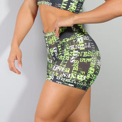 TEMPO POCKETS SHORTS - NYLeggings.com