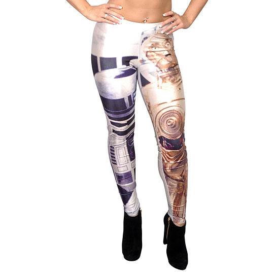 STAR WARS - 1-NYLeggings.com