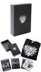 BLACK METAL: THE CULT NEVER DIES VOL. 1 BOX SET (*Signed* book + exclusive shirt, art and prints + numbered deluxe box with foil logo) [Published 2015]