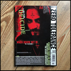 TERRORIZER magazine (multiple issues from 1-100 / 1993-2002)