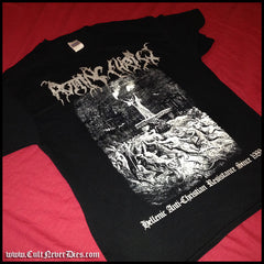 ROTTING CHRIST - '25 Years Denying The False God' shirt