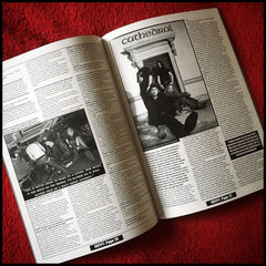 NEW: CRYPT MAGAZINE #2 zine (original copies from 2006)