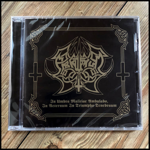 ABRUPTUM: In Umbra Malitiae Ambulabo... CD