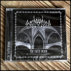 ARCHAICUS: The Early Years; 2002-2006 CD (limited, sealed, pre-LYCHGATE UKBM)